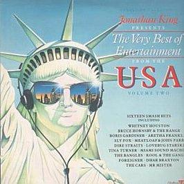 various - The Very Best Of Entertainment From The USA (Volume Two)
