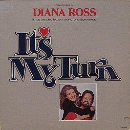 "Various - Music From The Original Motion Picture Soundtrack ""It's My Turn"""