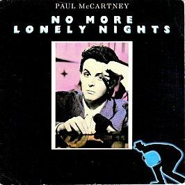 Paul Mccartney - No More Lonely Nights (Ballad) / No More Lonely Nights (Playout Version)