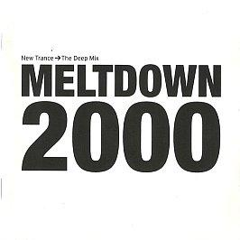 Various - Meltdown 2000: New Trance - The Deep Mix