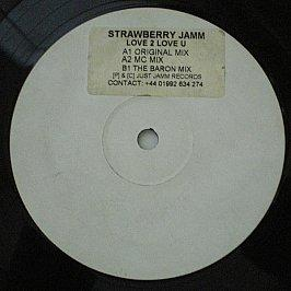 Strawberry Jamm - Love 2 Love U