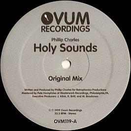 Phillip Charles - Holy Sounds