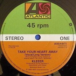 Kleeer - Take Your Heart Away