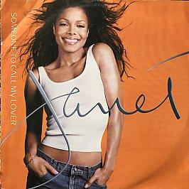 Janet  - Someone To Call My Lover