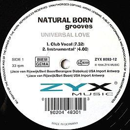Natural Born Grooves - Universal Love