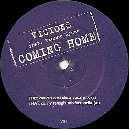 Visions Feat. Dianne Lynne - Coming Home