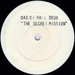Stu. J. - Gadjet Part Deux - The Secret Mission