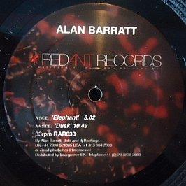 Alan Barratt - Elephant / Dusk
