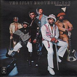 THE ISLEY BROTHERS - 3 + 3