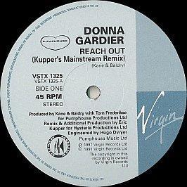 Donna Gardier - Reach Out (Remix)