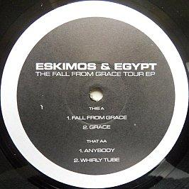 Eskimos & Egypt - The Fall From Grace Tour EP