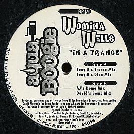 Womina Wells - In A Trance