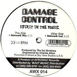 Damage Control - Spirit In The Music