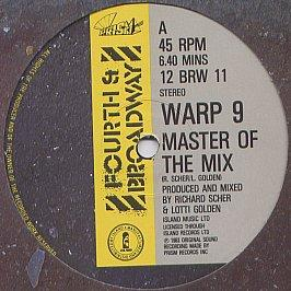 Warp 9 - Master Of The Mix