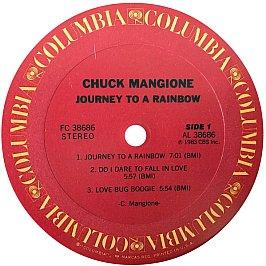 Chuck Mangione - Journey To A Rainbow