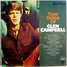 Glen Campbell - Two Sides Of Glen Campbell