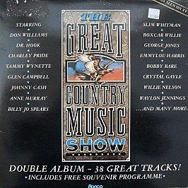 Various - The Great Country Music Show