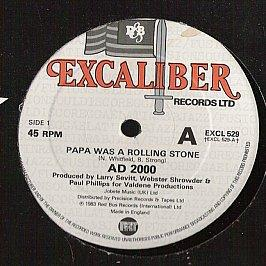 Ad 2000 - Papa Was A Rolling Stone