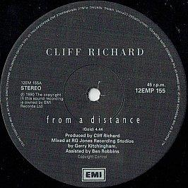 Cliff Richard - From A Distance