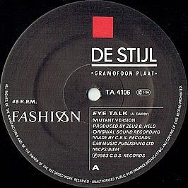 Fashion - Eye Talk