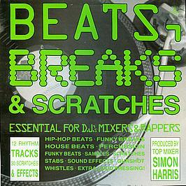 Simon Harris - Beats, Breaks & Scratches