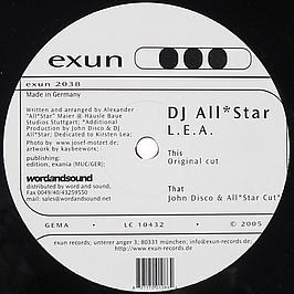 DJ All*Star - L.E.A.