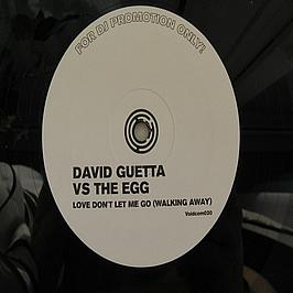 David Guetta vs. The Egg - Love Don't Let Me Go (Walking Away)