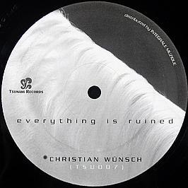 Christian WüNsch - Everything Is Ruined