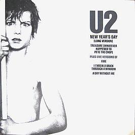 U2 - New Year's Day (Long Version)