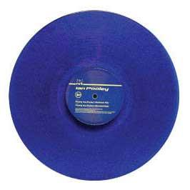 Ian Pooley - Missing You (Limited Edition Blue Vinyl)