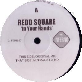 Redd Square - In Your Hands