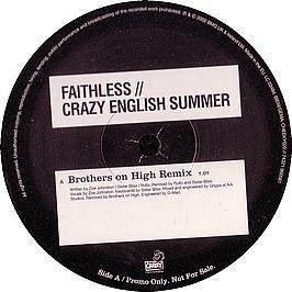 Faithless - Crazy English Summer (Remix) (Pt 2)