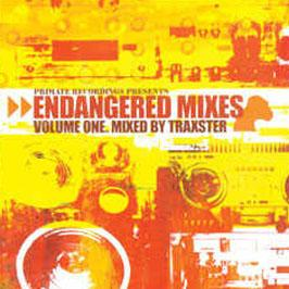 Primate Recordings Presents - Endangered Mixes Volume One