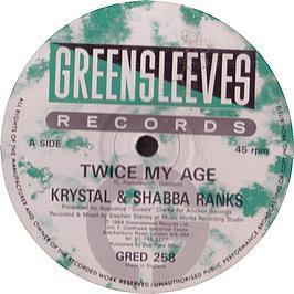 Krystal & Shabba Ranks - Twice My Age