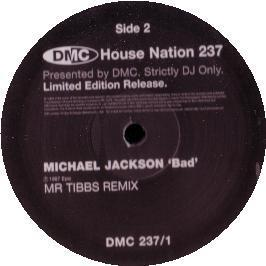 Michael Jackson - Bad (Remix)