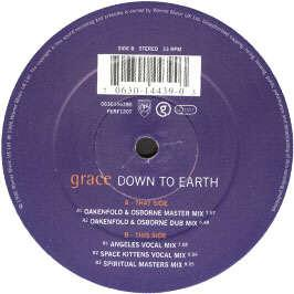 Grace - Down To Earth