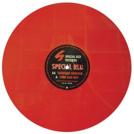 Special Red - Together Forever (Red Vinyl)