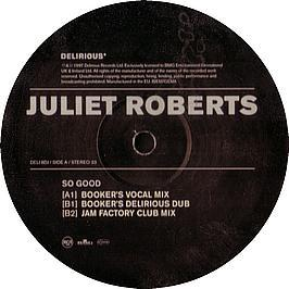 Juliet Roberts - So Good (Remix)