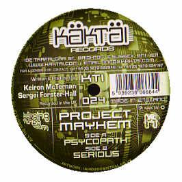 Project Mayhem - Serious