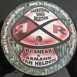 Armand Van Helden & DJ Sneak - Hardsteppin Disko Selection