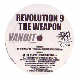Revolution 9 - The Weapon