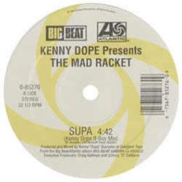Kenny Dope - Mad Racket EP