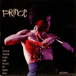 Prince - I Could Never Take The Place Of Your