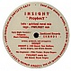 INSIGHT - PROPHECY - SUNKISSED - VINYL RECORD - MR10065