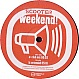 SCOOTER - WEEKEND! - SHEFFIELD TUNES - VINYL RECORD - MR101053