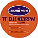 TODD TERRY - JUMPIN - MANIFESTO - VINYL RECORD - MR10152