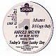 HAROLD MELVIN & THE BLUENOTES - TODAY'S YOUR LUCKY DAY - LONDON - VINYL RECORD - MR103621