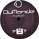 DUMONDE - HUMAN - FATE RECORDINGS - VINYL RECORD - MR105356