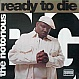 NOTORIOUS B.I.G - READY TO DIE - BAD BOY - VINYL RECORD - MR105994