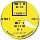 SCRATCHAHOLICS - THIS IS FOR THE DJ VOLUME 11 - DJS 11 - VINYL RECORD - MR108620